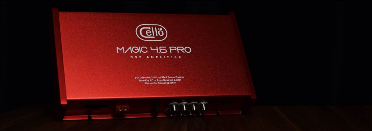 MAGIC 4.6 PRO