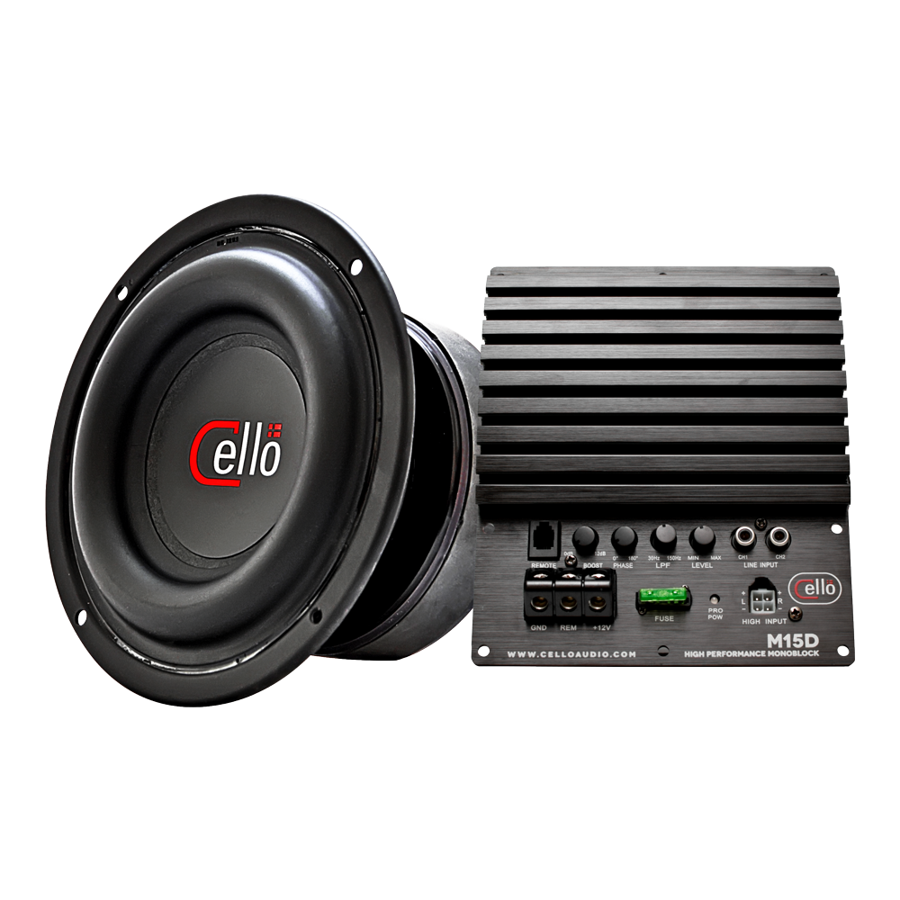 SIGNATURE DUO5 (WITH AMPLIFIER M15D)