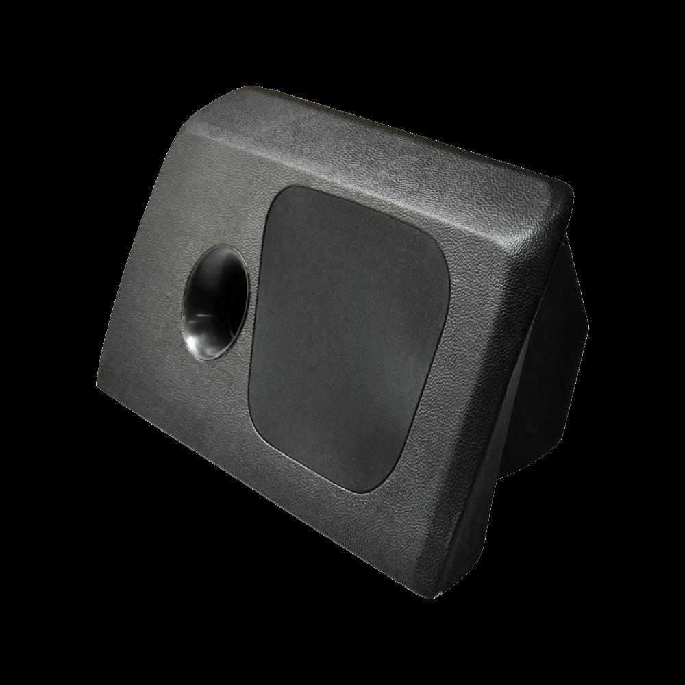 BOX PORT 6IN ALPHARD 2008 - 2015 BLACK